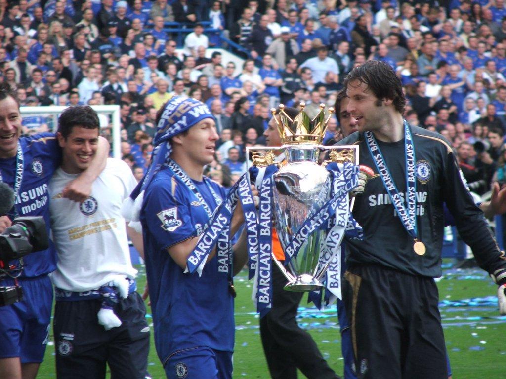 Bolton Wanderers 1 – 5 Chelsea